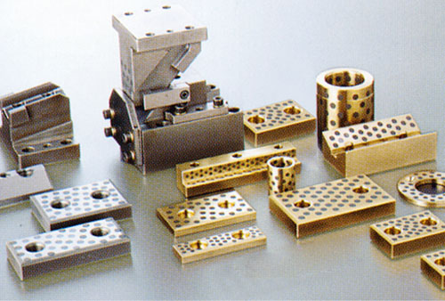 CAM UNITS,OILLESS BUSHINGS,PLATES